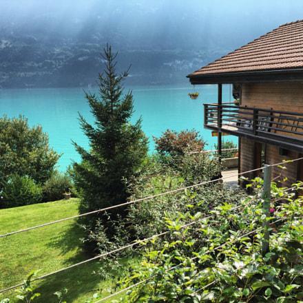 Lake Brienz, Switzerland.