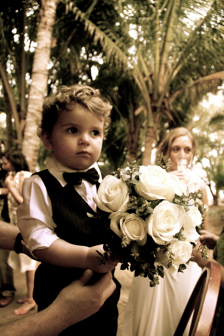 Photograph Little Mr Bride by Yariet  Anne Peers on 500px
