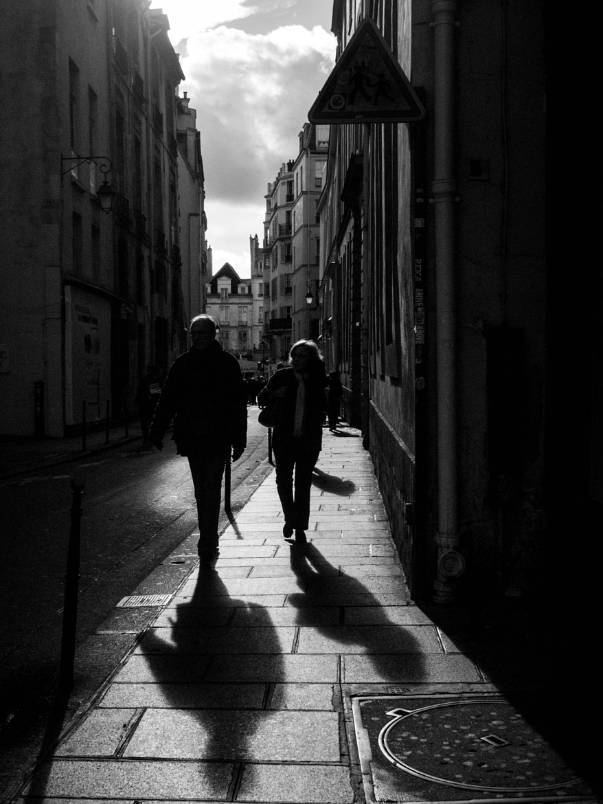 Photograph several shades of shadow // paris, france by Pamela Ross on 500px