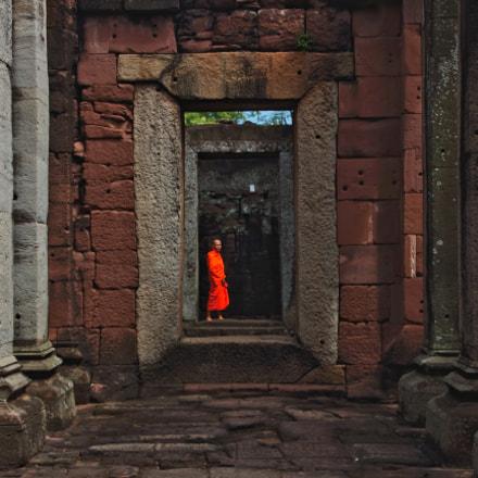 Looking, Phimai Thailand