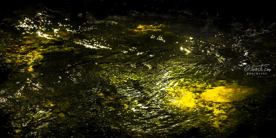 500px.comのTatsuya AtarashiさんによるGolden glow