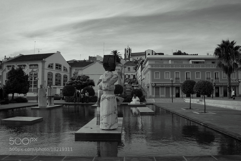 Photograph Praça Al`Mutamid  by José Costa on 500px