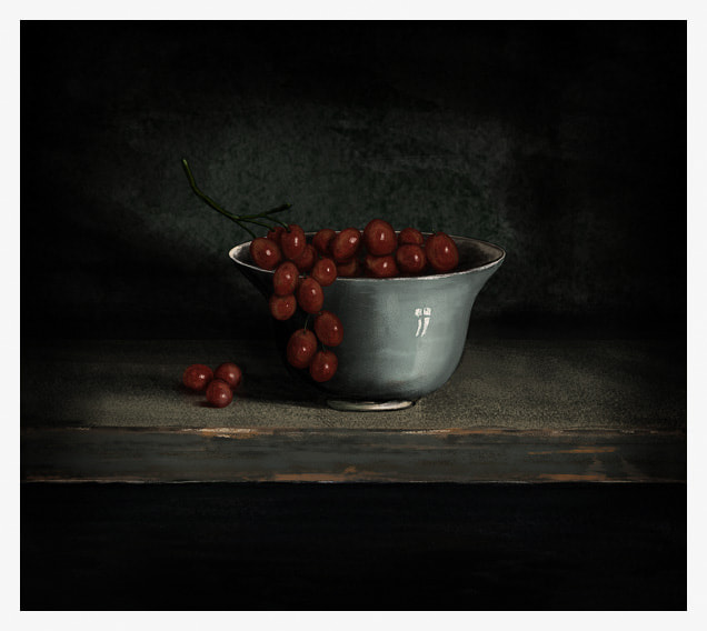Photograph Grapes by Christian Fletcher on 500px