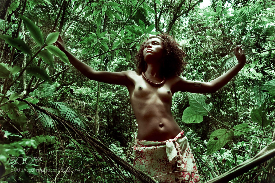 Photograph The return of African Girl by Anderson Sutherland on 500px