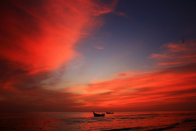 Photograph crimson tide .. by Anvar Sadath on 500px