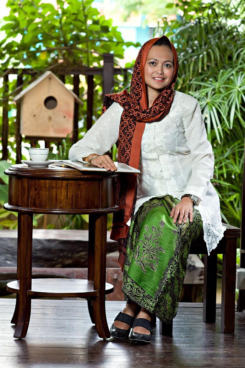 Photograph Photo of Puan Anizar Mohd Luding by Amir  Rodof on 500px