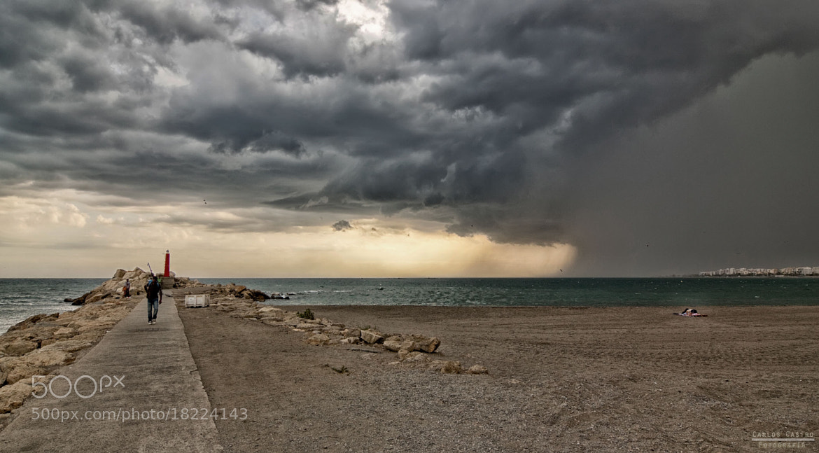 Photograph Coming Storm! by Carlos Castro Garcia on 500px