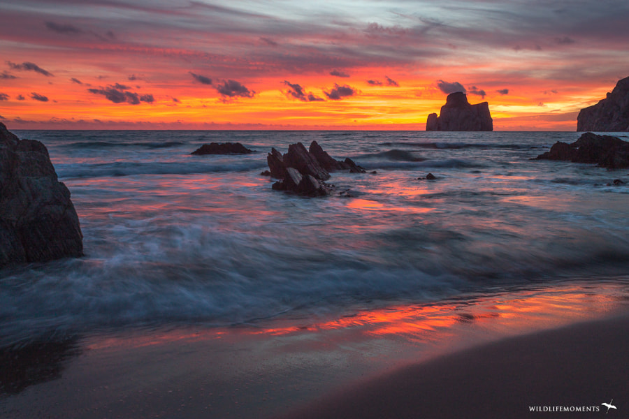 Photograph Masua sunset V by Ivan Pedretti  on 500px