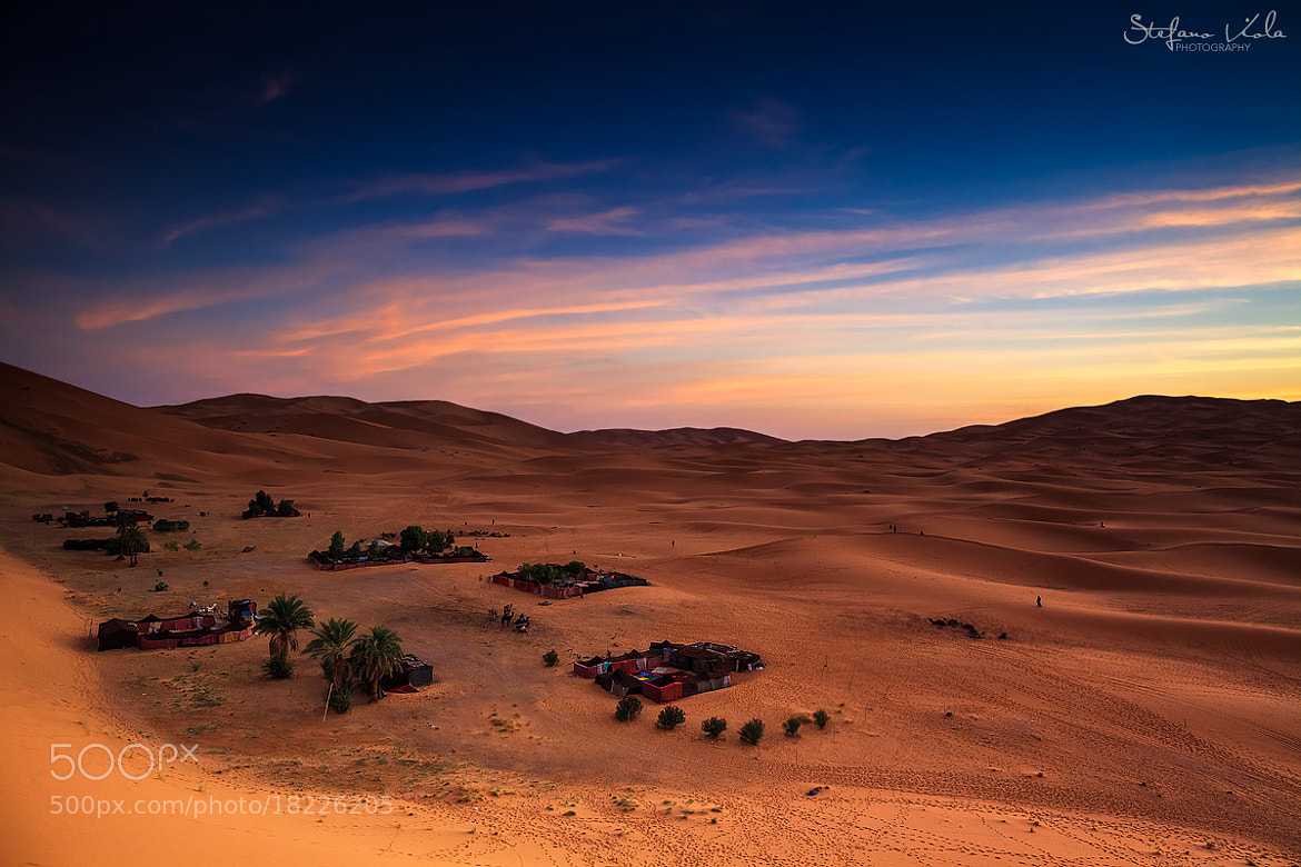 Photograph Dawn in the desert by Stefano  Viola on 500px