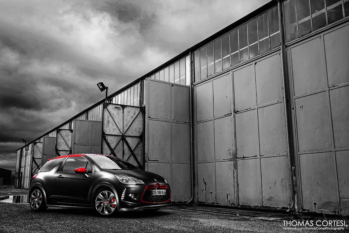 Photograph Citroën DS3R Loeb Edition by Thomas Cortesi on 500px