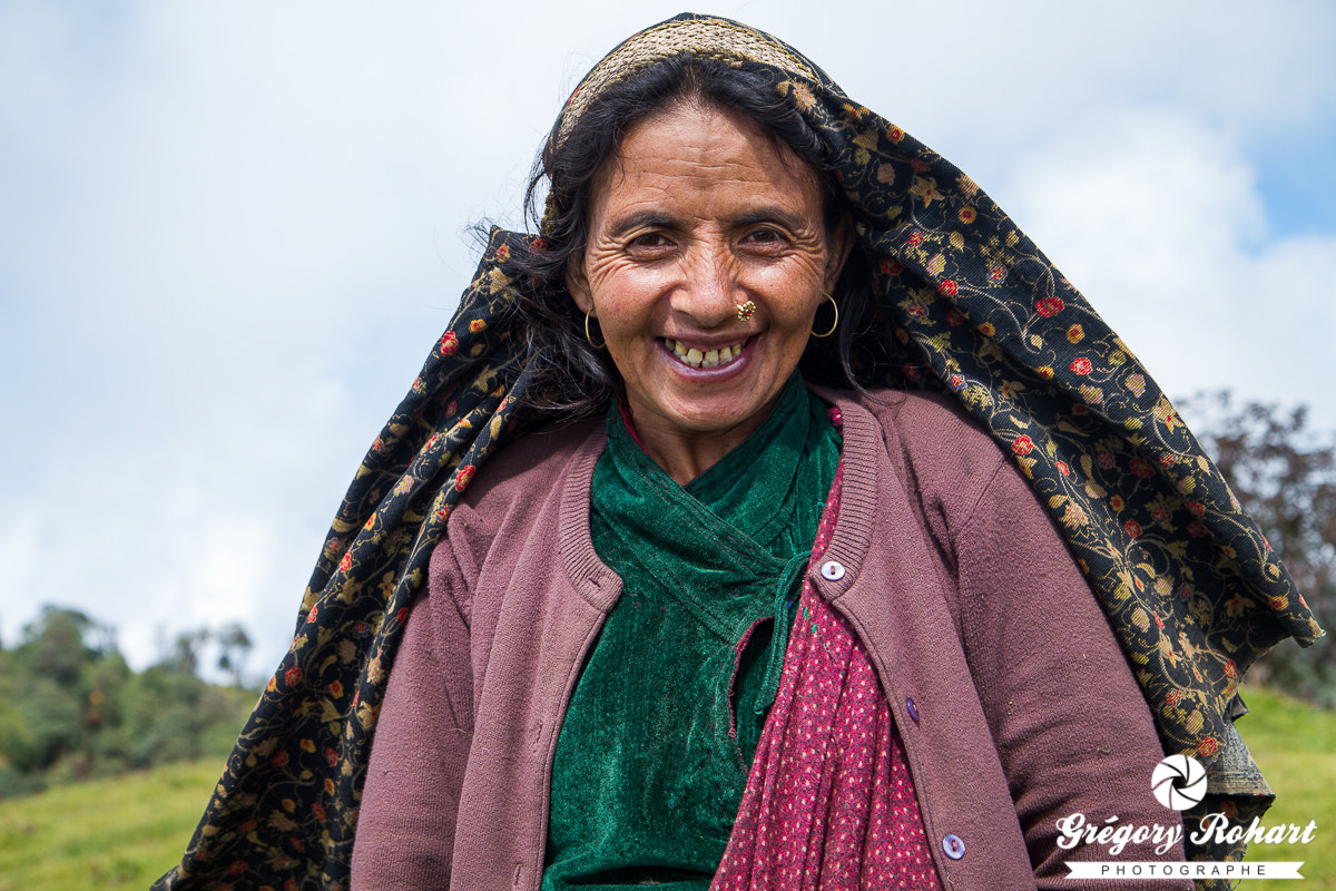 Photograph Gurung by Grégory Rohart on 500px