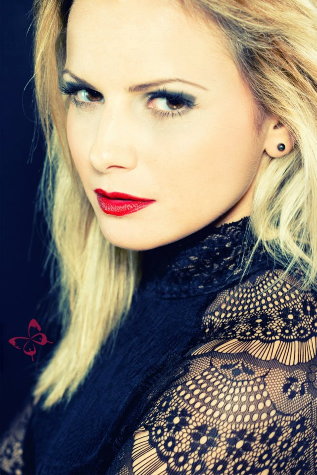 Photograph red lips by Ella Elle on 500px