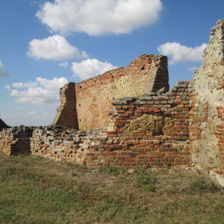 Ruins of Ecser, Canon POWERSHOT A810