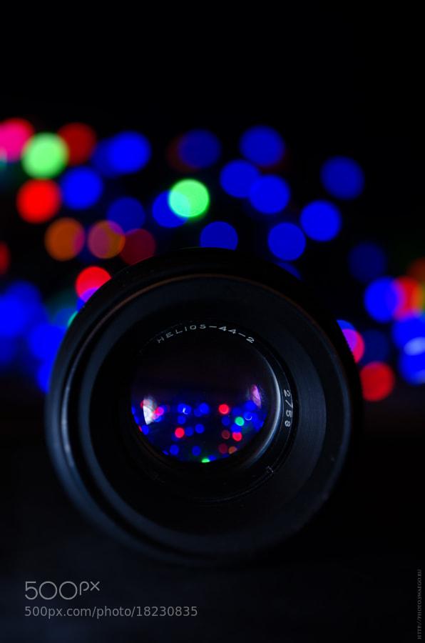 Helios lens by Tolik Maltsev on 500px.com
