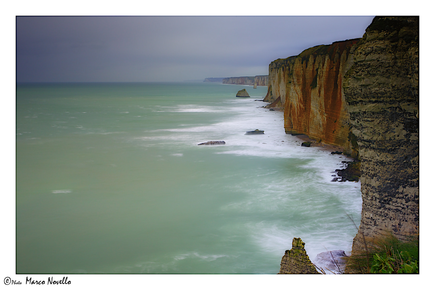 Photograph Etretat by Marco Novello on 500px