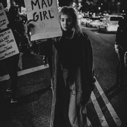 Mad Girl, Canon EOS 6D, Canon EF 24mm f/1.4L