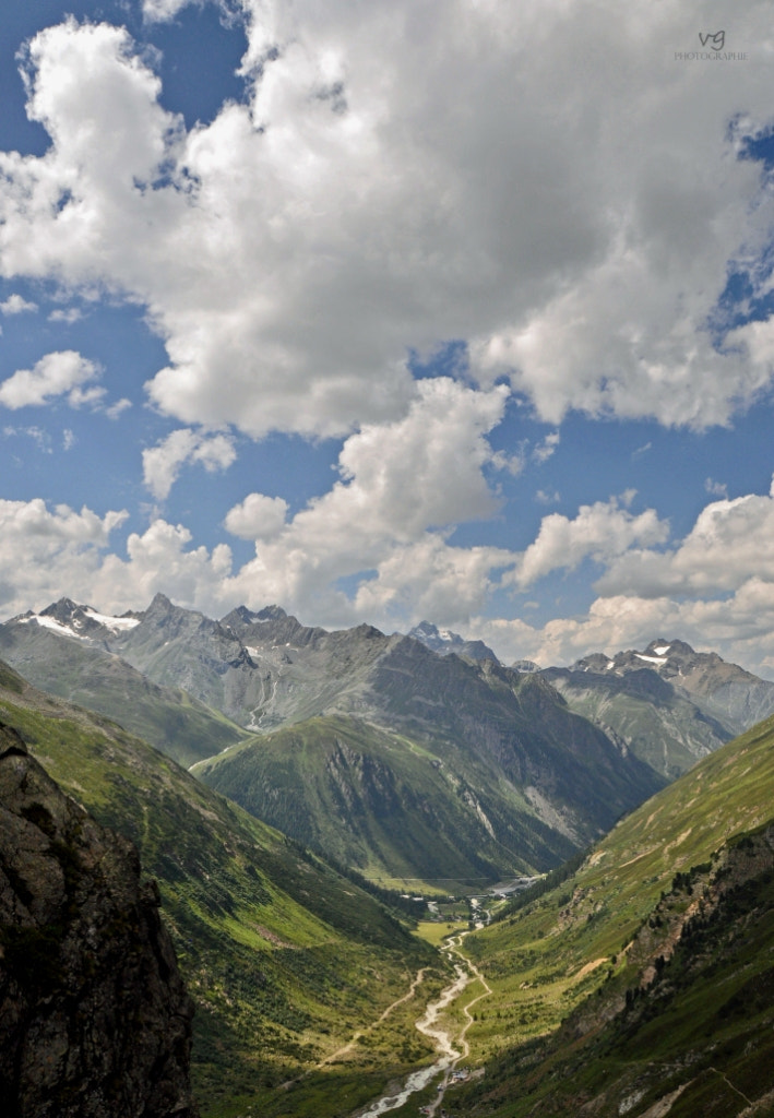 Photograph .alps.one. by Verena G. on 500px