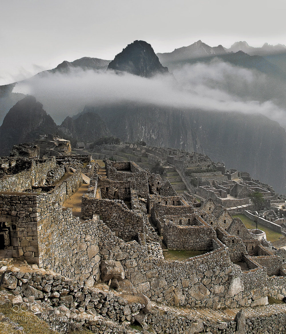 Photograph Machu Picchu, 06.30 a.m. by Filippo Bianchi on 500px