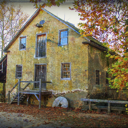 Batsto Village Mill