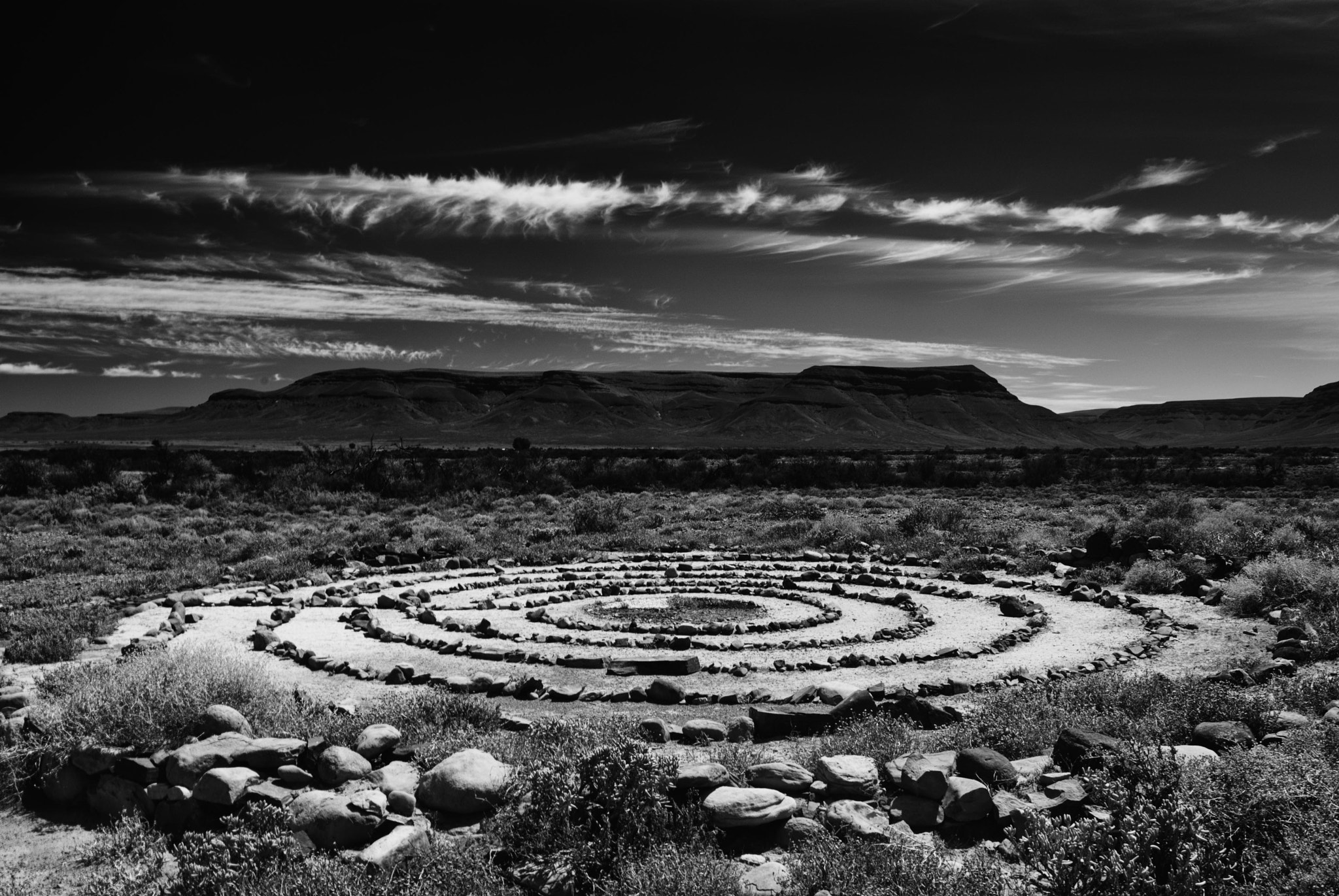 Photograph Circle of rocks by Pedré Havenga on 500px