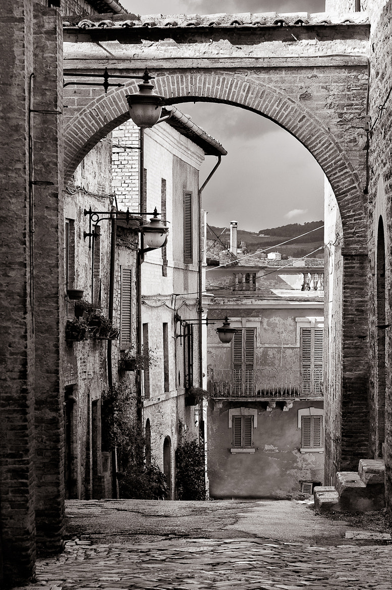 Photograph Umbrian street by Michael Avory on 500px