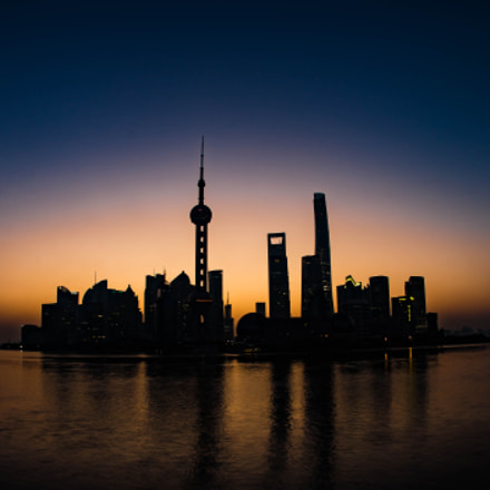Glowing Shanghai, Canon EOS 6D, Canon EF 15mm f/2.8 Fisheye