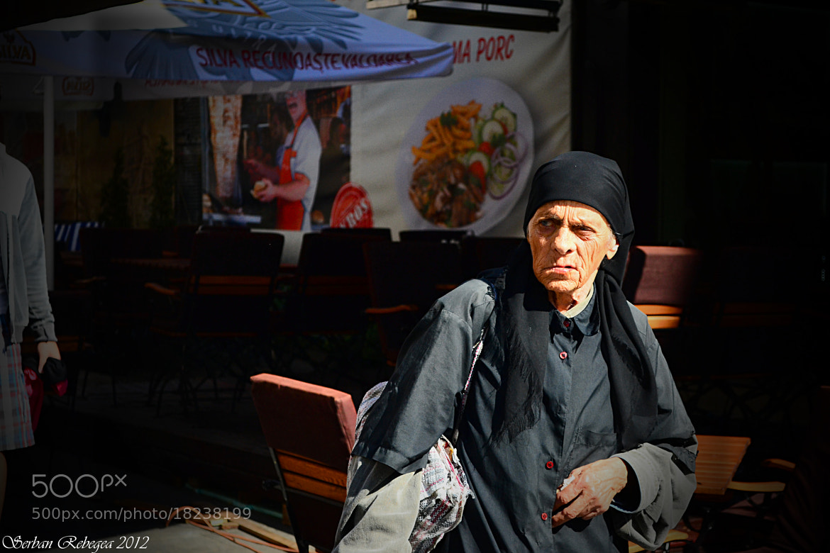Photograph Old hag by Serban Rebegea on 500px