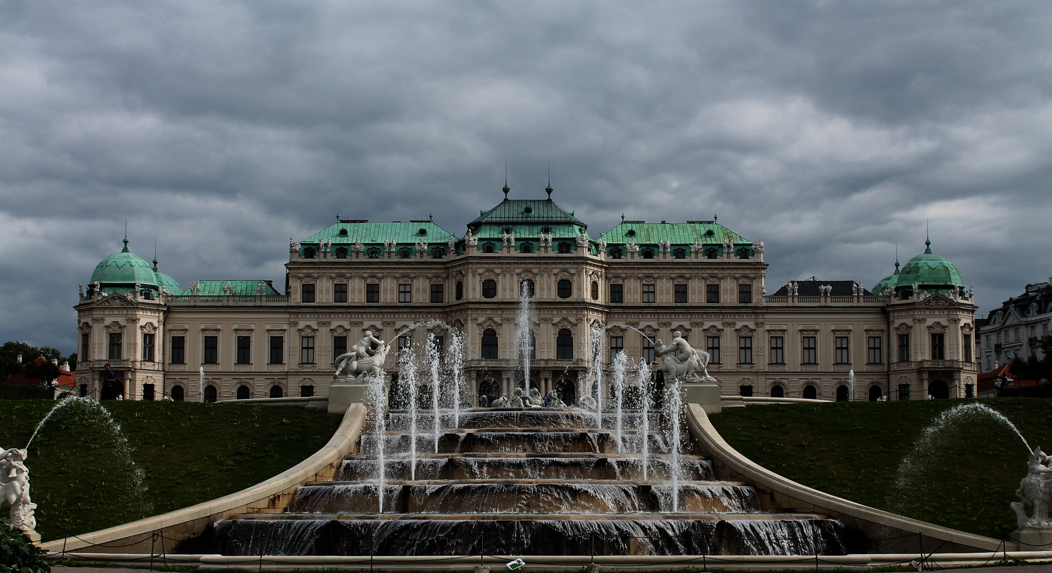 Photograph Belvedere Palace by Hayk Gabriel Photography on 500px