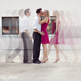 Kev + Christy Engagement by Nicki & Chrissy Vitalic Photo (vitalicphoto)) on 500px.com