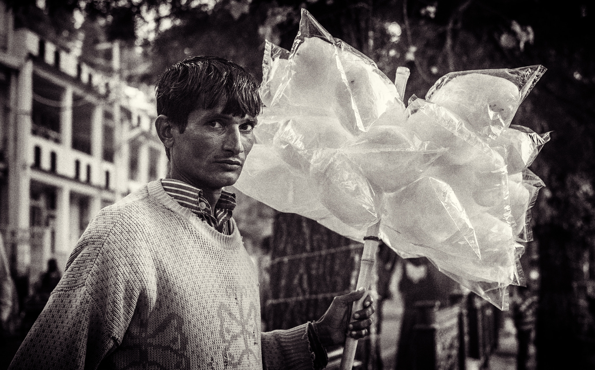 Photograph Candy Man by Anil Kumar on 500px