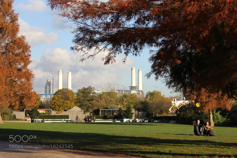 London Battersea Park by Alexandre Roty (AlexRoty)) on 500px.com