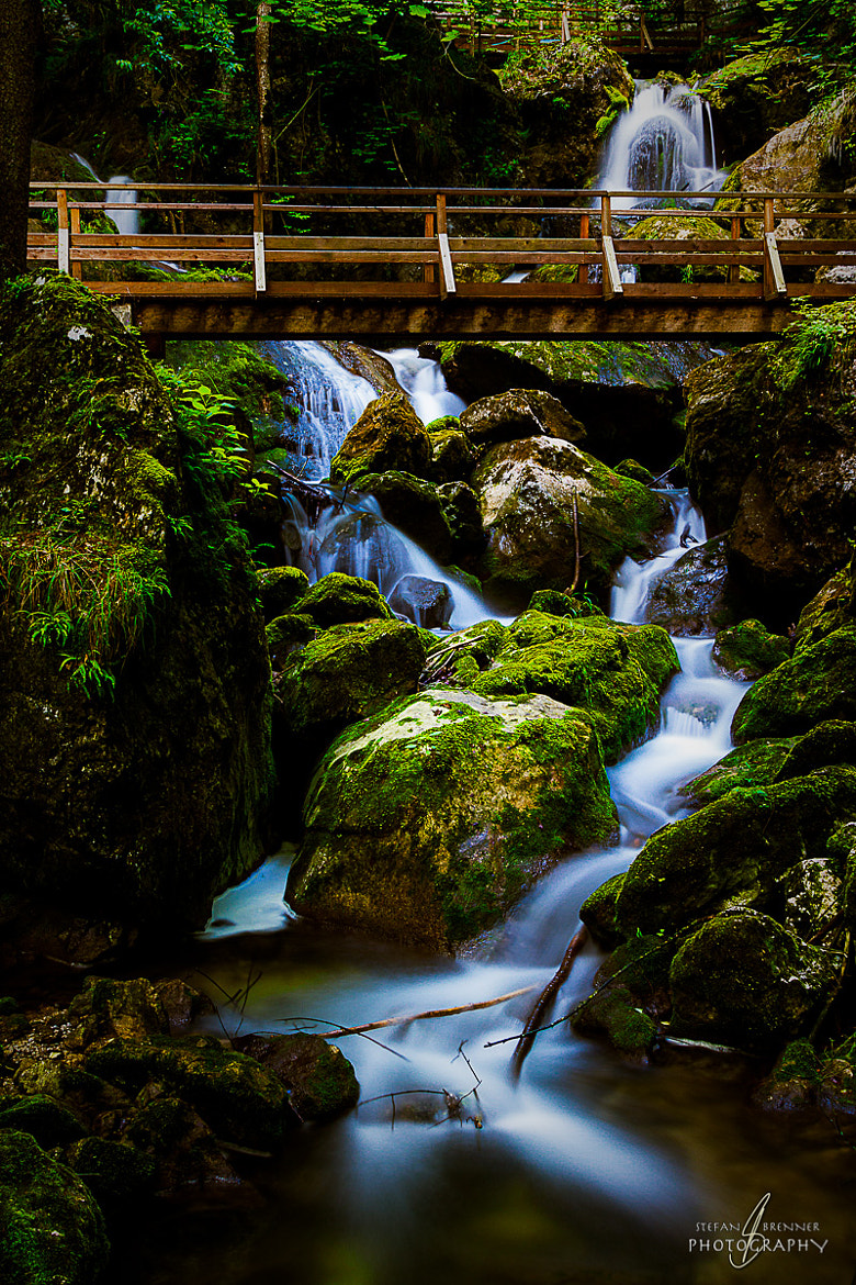 Photograph Myra Falls by Stefan Brenner on 500px