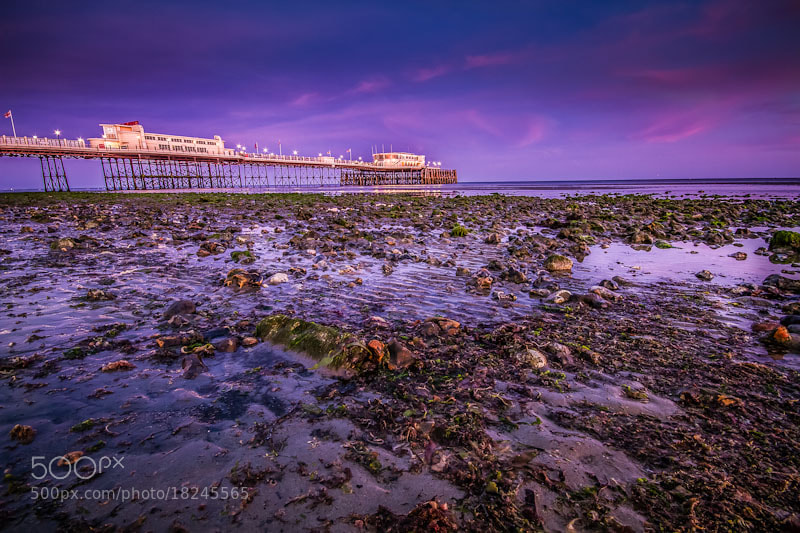 Photograph -worthing pier- by Kaspars Liepins on 500px