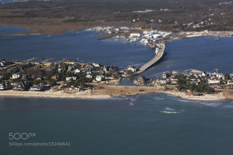 Photograph Mantoloking Bridge NJ (Post Sandy) by Jo Hendley on 500px