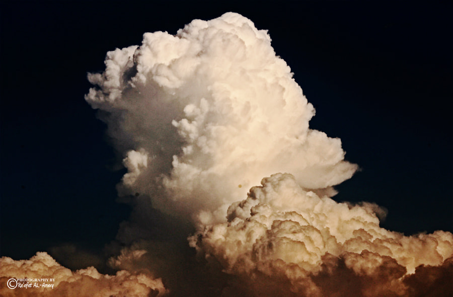 Photograph Cloud by Ra'afat Al-Amery on 500px