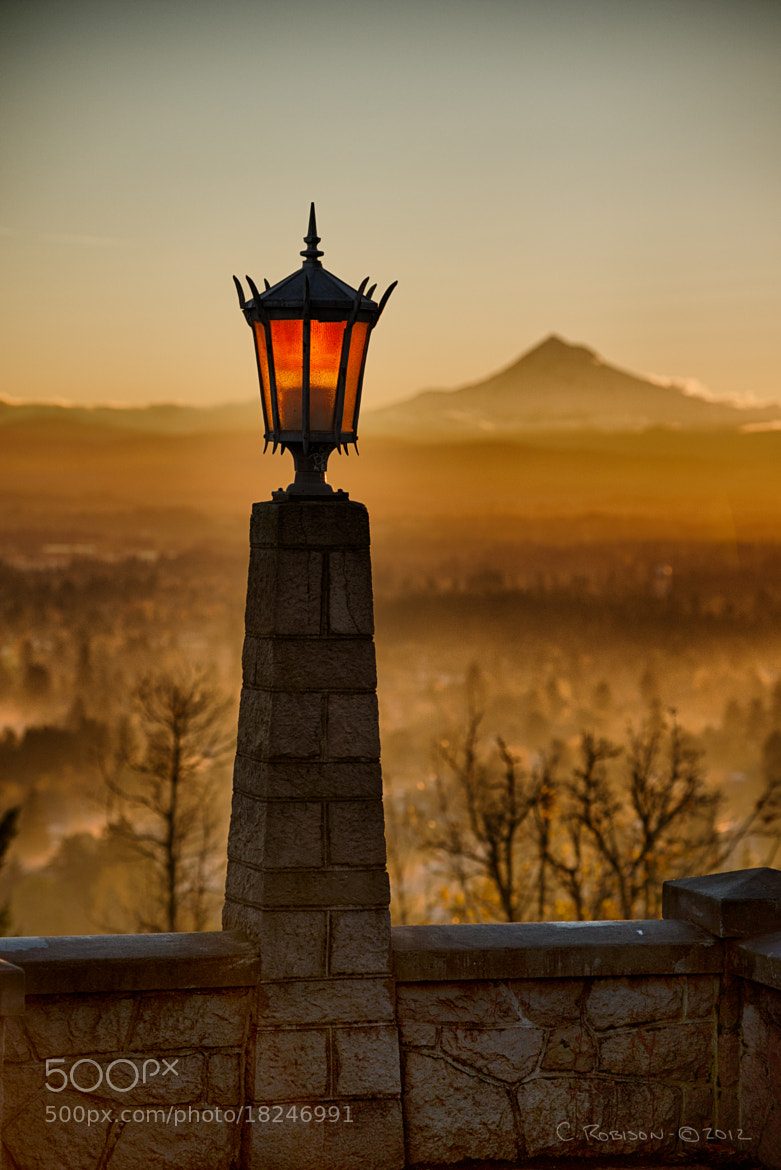 Photograph November Morning at Rocky Butte by Chris Robison on 500px