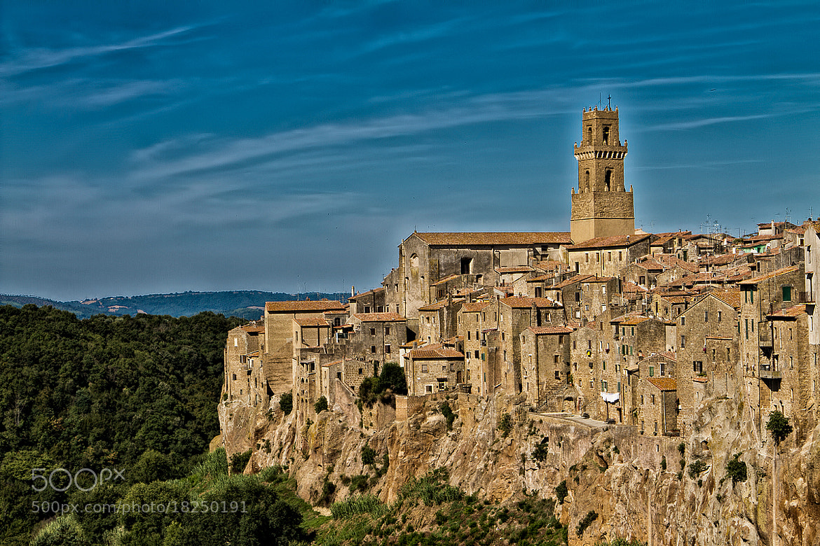 Photograph Pitigliano by Valter Palone on 500px