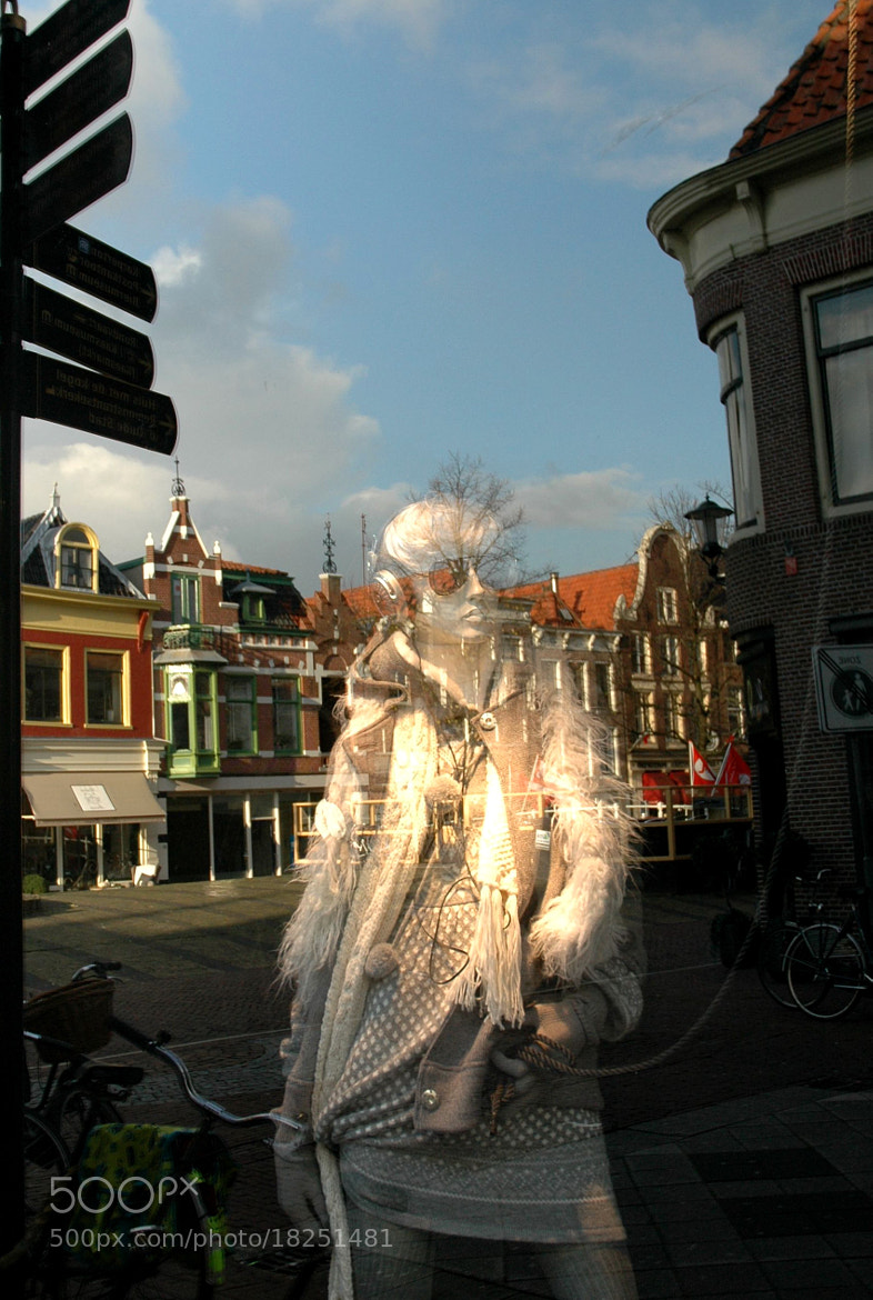Photograph ghost walk by Bob Bleijerveld on 500px