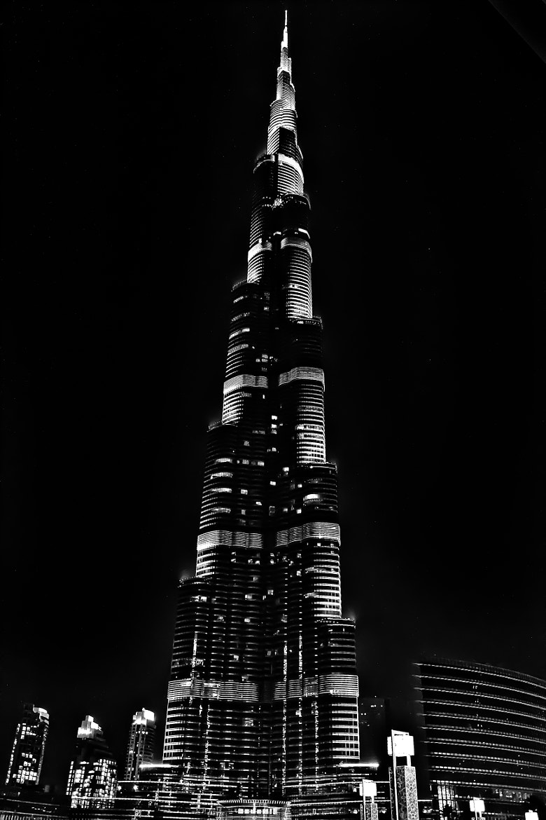 Photograph burj by dave balisi on 500px
