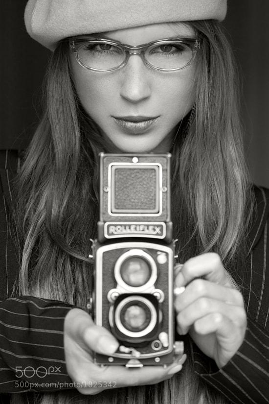 Photograph Iris XXXIX by Jochen Dreess on 500px