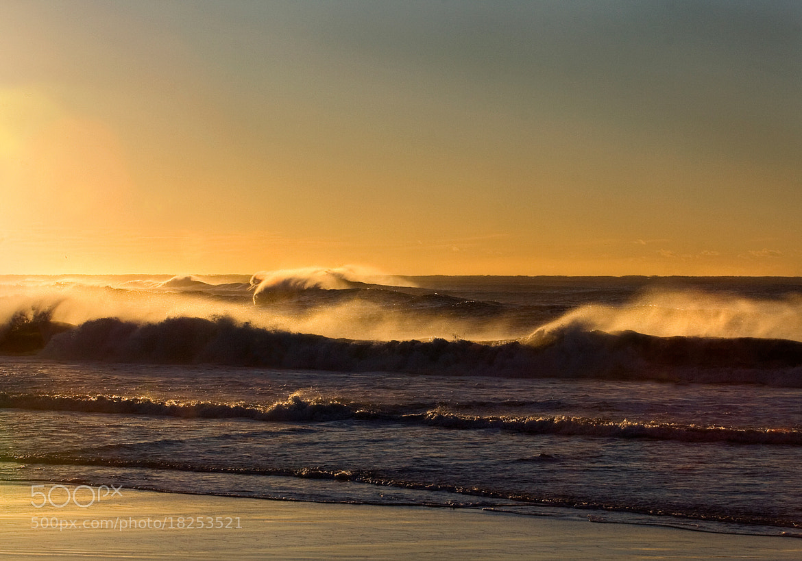 Photograph Morning Swell by Jon Gwyther on 500px