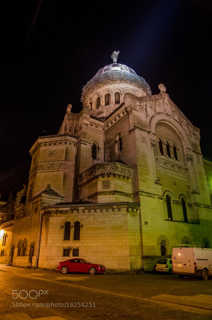 Photograph Basilique Saint Martin de Tours by Max G on 500px
