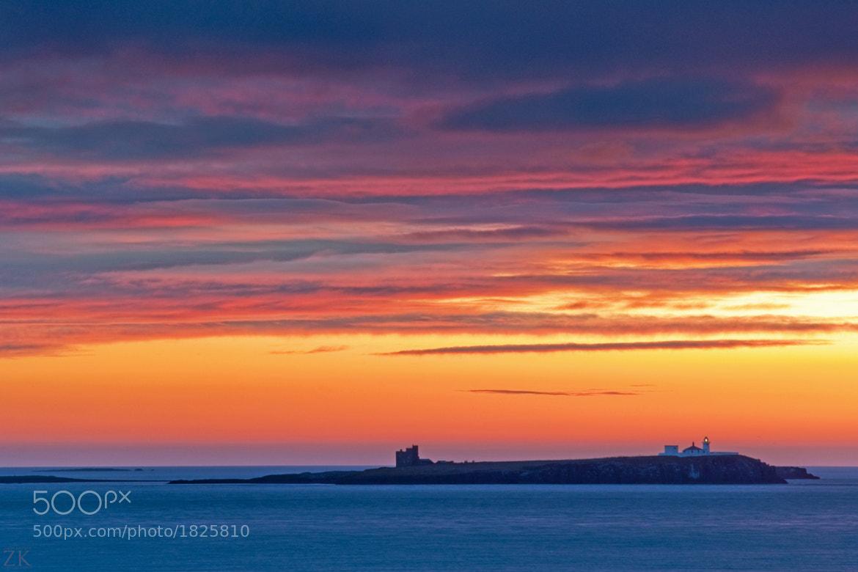 Photograph Inner Farne Island at Sunrise by Zain Kapasi on 500px