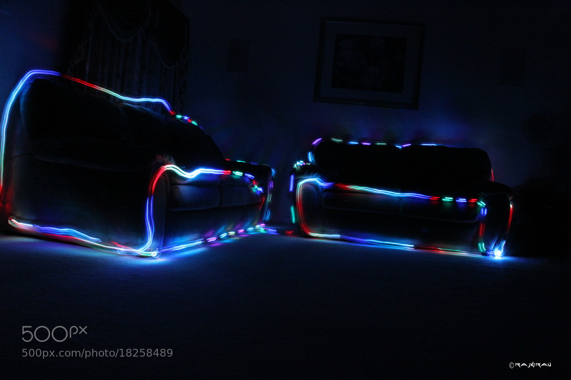 Photograph Light Painting - 3 by Rajkiran Ghanta on 500px