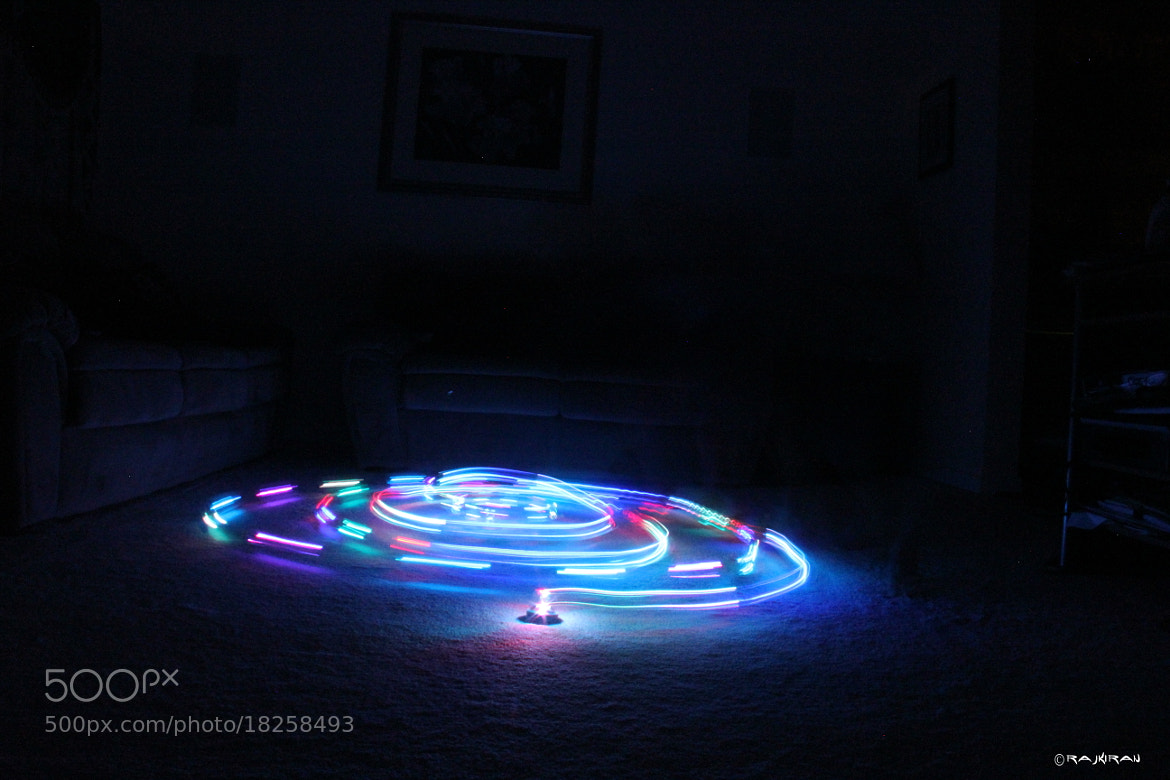 Photograph Light Painting - 1 by Rajkiran Ghanta on 500px