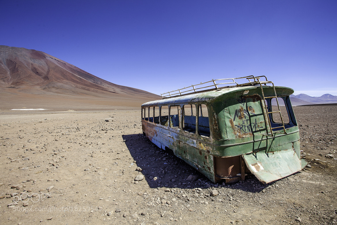 Photograph Travel by bus in Bolivia by Russell Dalby on 500px