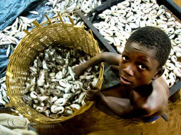 Photograph Dodi Island Ghana by Carrie Stiles on 500px