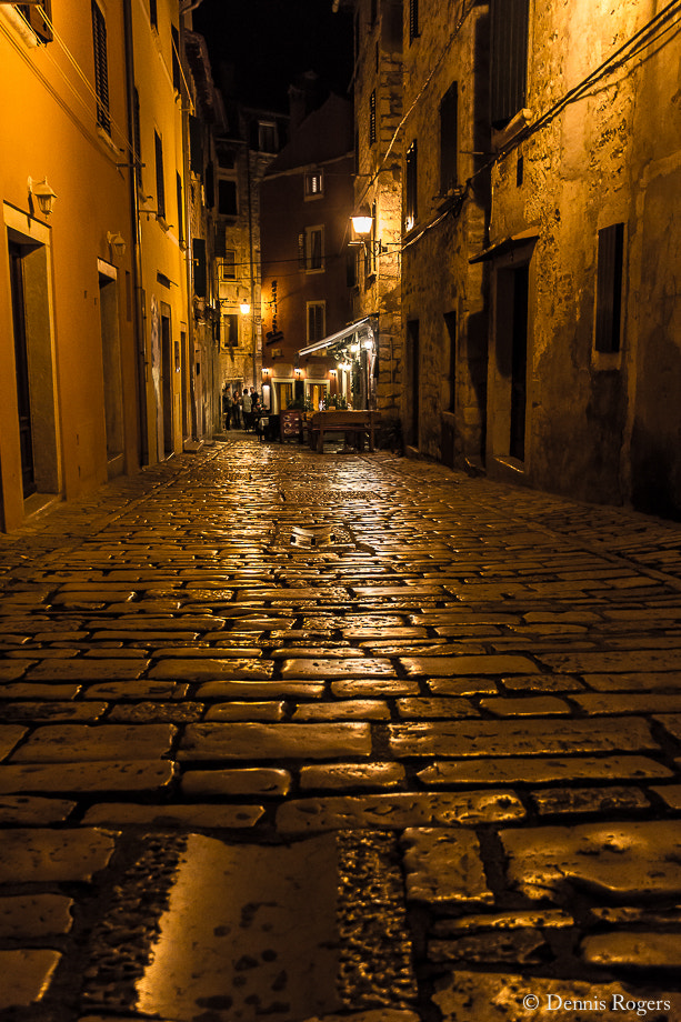 Photograph Old Cobblestone Street by Dennis Rogers on 500px