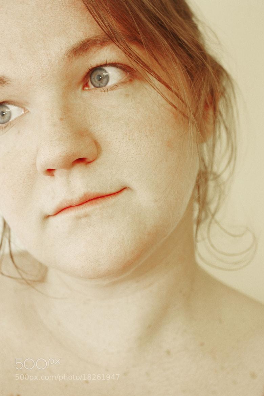 Photograph Untitled, Self Portrait by Laura Bornhoft on 500px