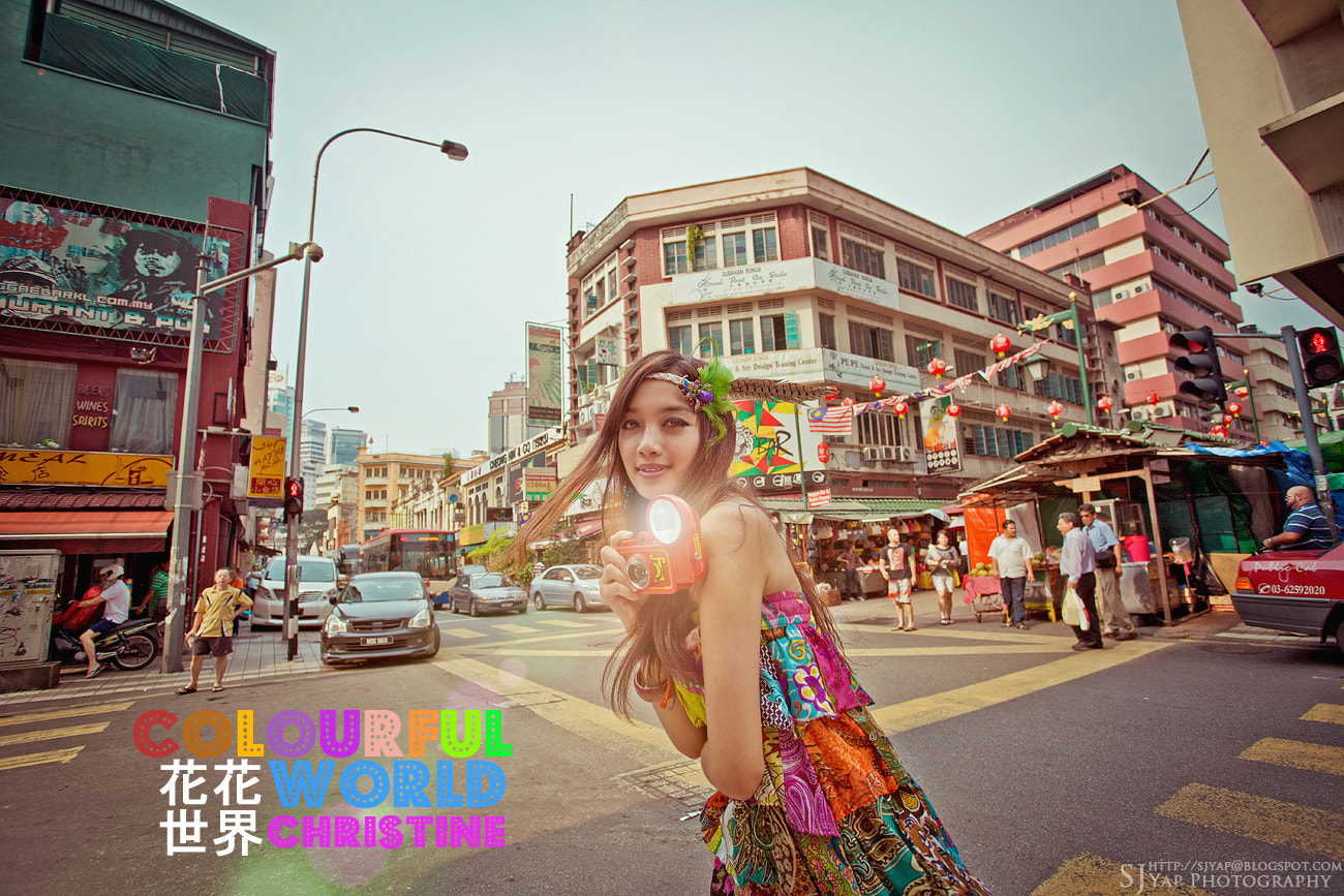 Photograph Colourful World X Christine by SJ Yap on 500px